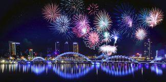 Lễ hội pháo hoa đà nẵng 2018