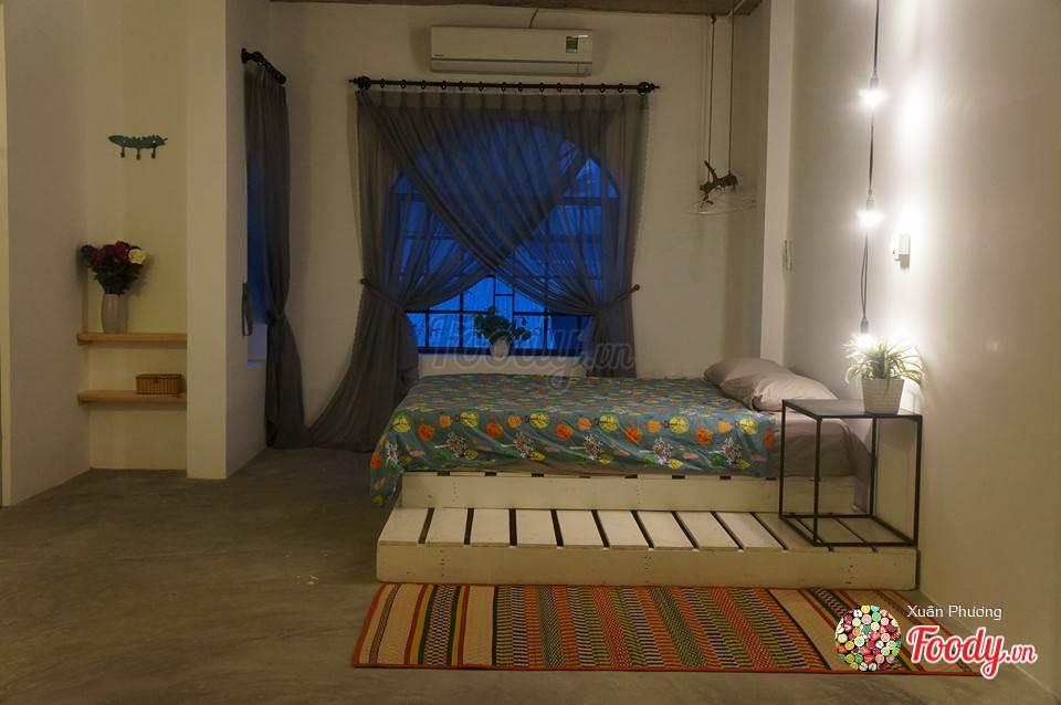 Phòng nhỏ xinh dành cho 2 đến 3 người