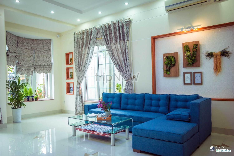 Phòng khách sinh hoạt chung của home
