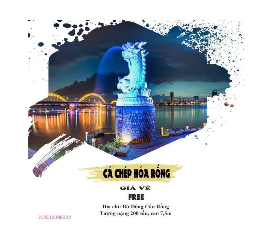 Biểu tượng mới của Đà Nẵng - Cá chép hóa Rồng, ước mơ vươn tầm thế giới của thành phố biển