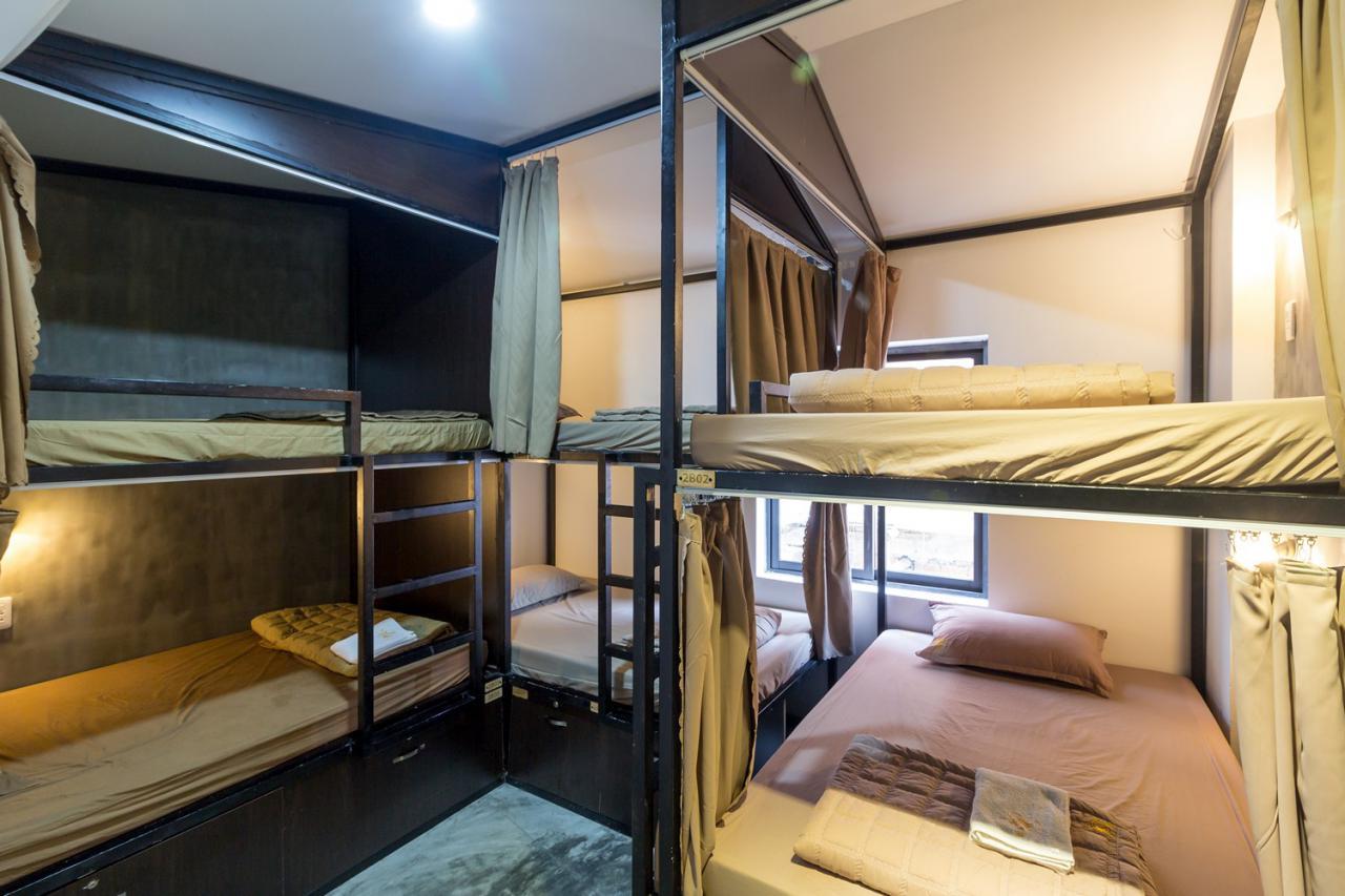 phòng dorm siêu rộng tại carpe diễm