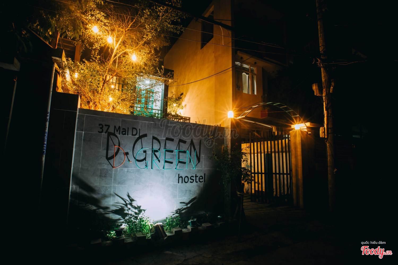 D Green Homestay Đà Nẵng xinh đẹp