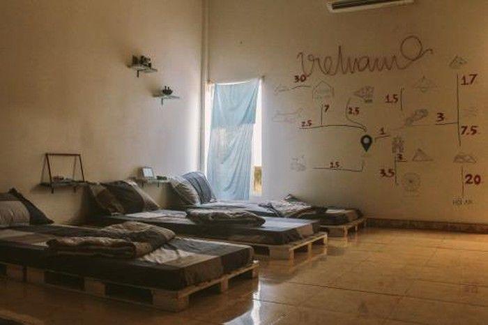 Phòng dorm rộng rãi, thoáng mát của home