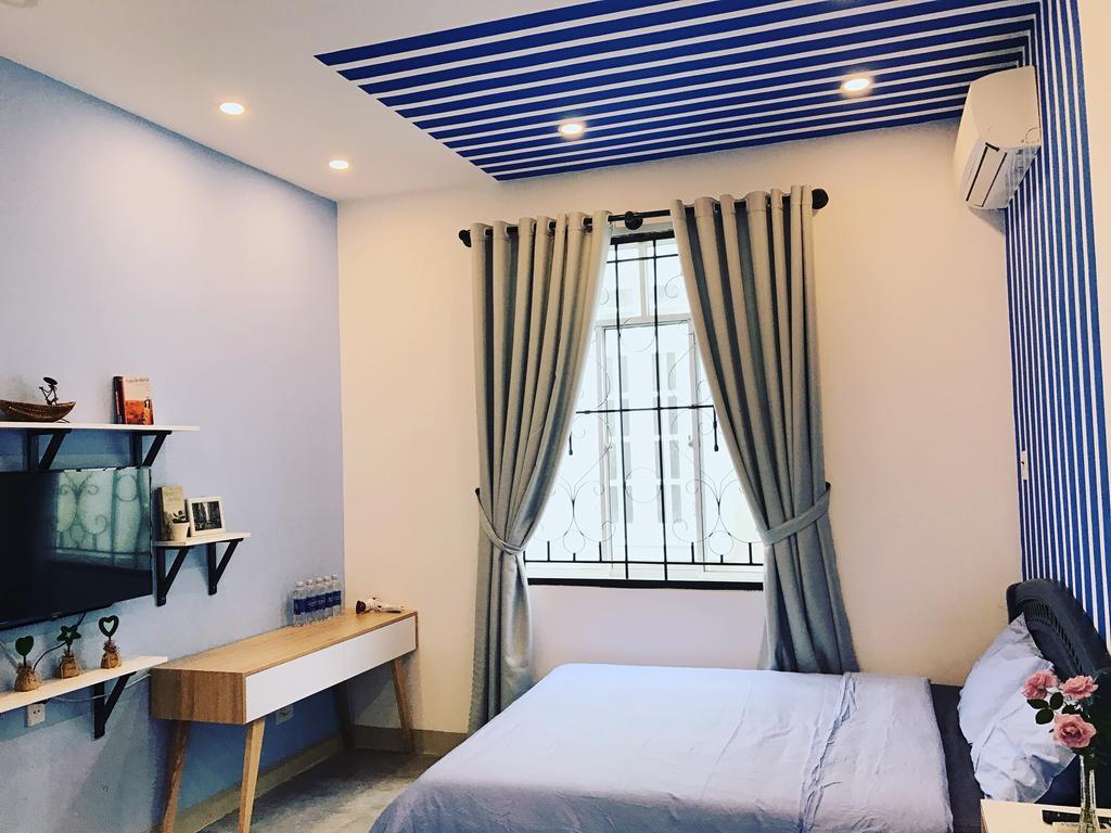 Căn phòng xinh đẹp mộng mơ dành cho các cặp đôi
