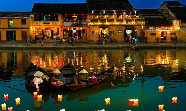 hội an, nơi đẹp nhất về đêm trong lịch trình khám phá đà nẵng