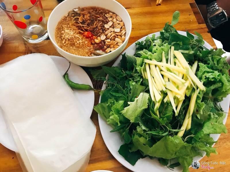 Gỏi cá Sáu Hào